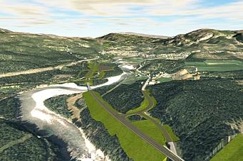 LNS skal bygge ny E6 på Helgeland