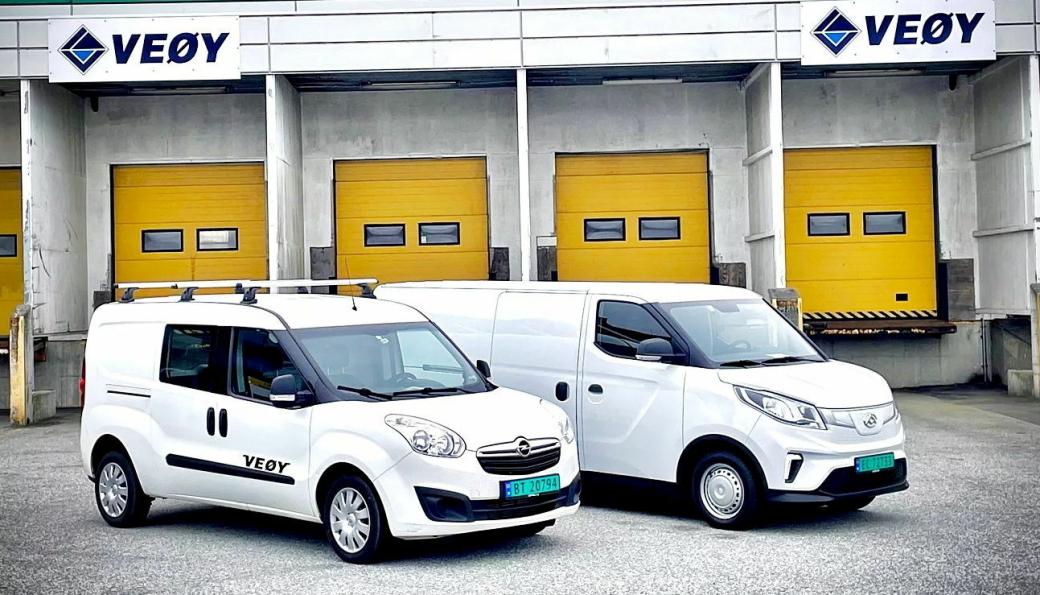 Den nye avdelingen ligger i Longhammarvegen 17, snaut fire kilometer fra sentrum av Haugesund.