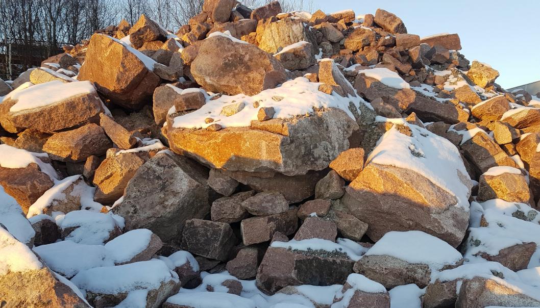 Det oppstår store mengder overskudd av jord- og steinmasser som ikke er forurenset, i Norge hvert eneste år. Massene kan utnyttes langt bedre enn i dag.