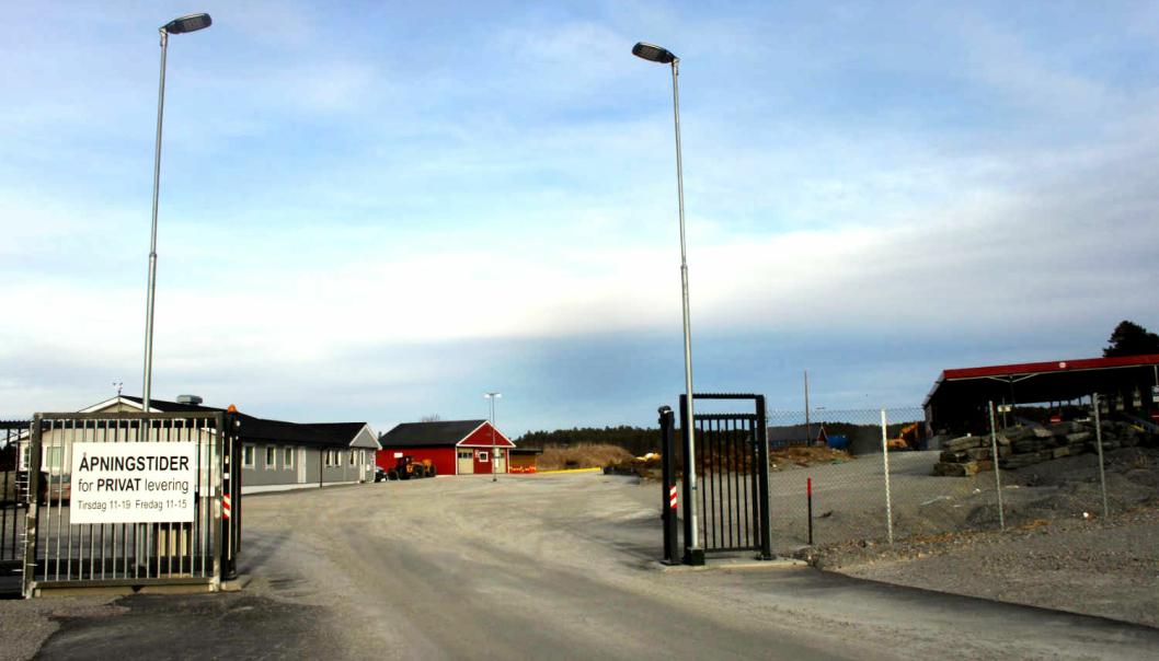 Vestnes Renovasjon AS, i Vestnes kommune sør for Molde, får ny eier.