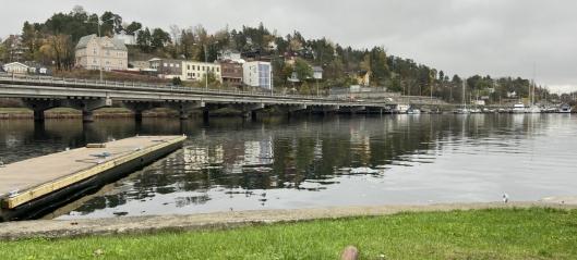 Statens vegvesen anbefaler riving av Sandvikabruer på E18