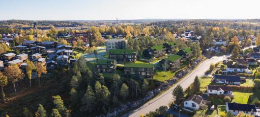 Skanska skal bygge Ullerud Panorama i Drøbak