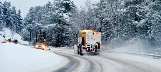 - Klima og arbeidsmiljø viktigere enn pris i tildeling av ny veidriftskontrakt