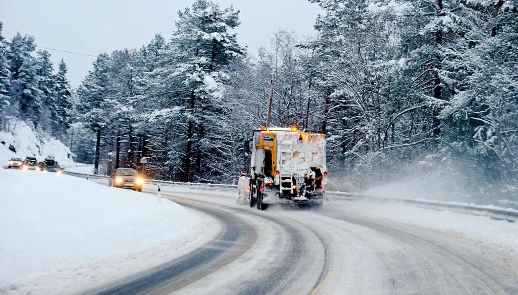 Arbeidsmiljø og klimaavtrykk teller mer enn prisen ved den ny tildeling av driftskontrakt for riksveier Gjøvik-Romerike.