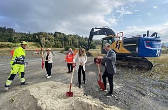 Nå starter jobben med å bygge ferdig 26 kilometer ny riksvei