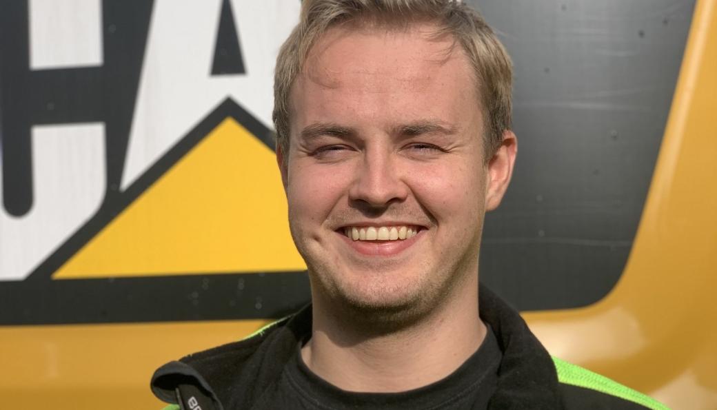 Gard Knarvik.
