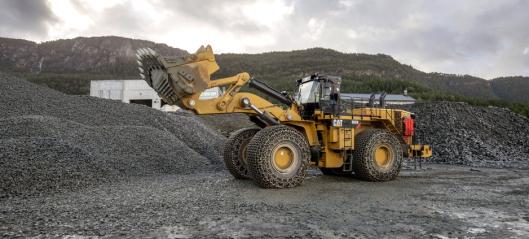 Harde fakta om mineralnæringen - mineralstatistikk 2020