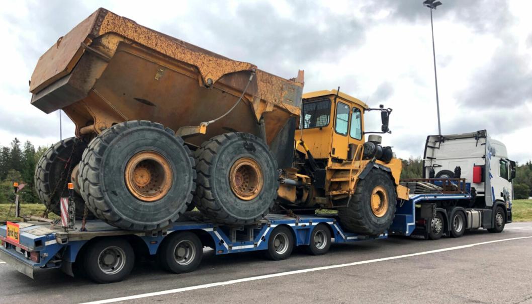 Dumpertransport ble dyr da den havnet hos Statens vegvesen.