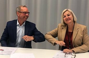 Rehabiliterer og utvider skole i Oslo