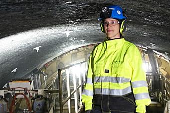 Ny prosjektsjef for E16 og Vossebanen