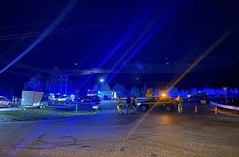 Trafikkdirigent omkom etter ulykke