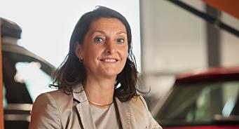 Hun blir ny sjef for CarNext