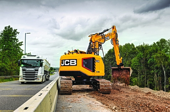 Ny korthekk i 20-tonns klassen fra JCB