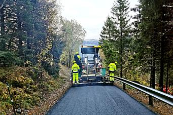 NCC skal asfaltere for Luster kommune