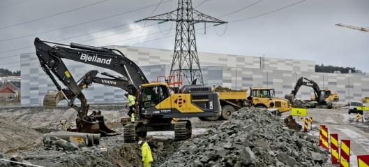 Bjelland AS tildelt veibygging av Rogaland fylkeskommune