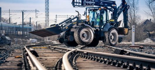 Skreddersydd for jernbane