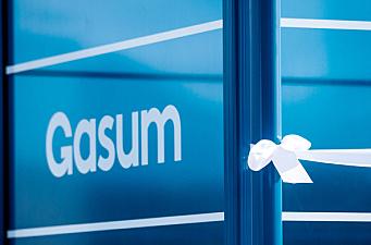 Åpnet ny gass-fyllestasjon for tungtransporten