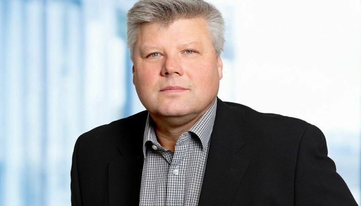 John Melby, Gasums trafikkdirektør for Norge.
