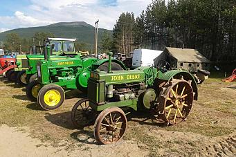 Traktorlyd-musikk