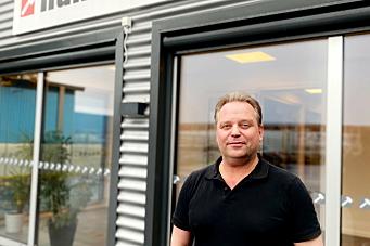 Får salgsansvar for Hammerglass i Skandinavia