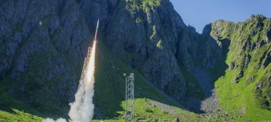 Satellittoppskytingsbase skal bygges på Andøya