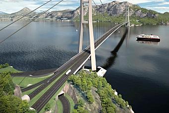 «Speed-dating» med entreprenører skal hjelpe Vegvesenet over Romsdalsfjorden