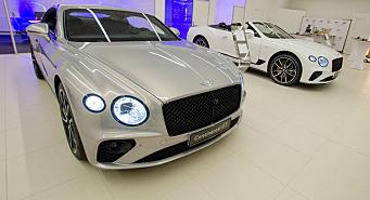 Servicerådgiver - Bentley Oslo