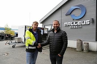 Agder Gruppen kjøper Malleus-selskapene