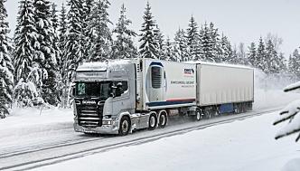 Innlandet: 1017 km fylkesvei åpnet for modulvogntog