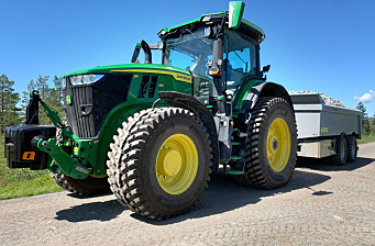 Den er Årets traktor 2022