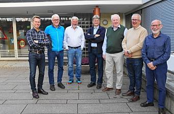 Styret i Foreningen for Norsk fjellsprengningsmuseum