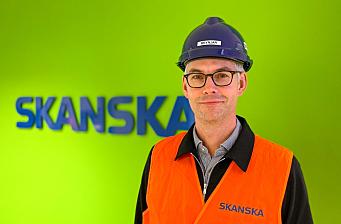 Ny leder på plass på Skanska Husfabrikken